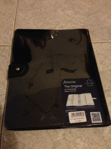 Filofax The Original - A5 - Back Cover