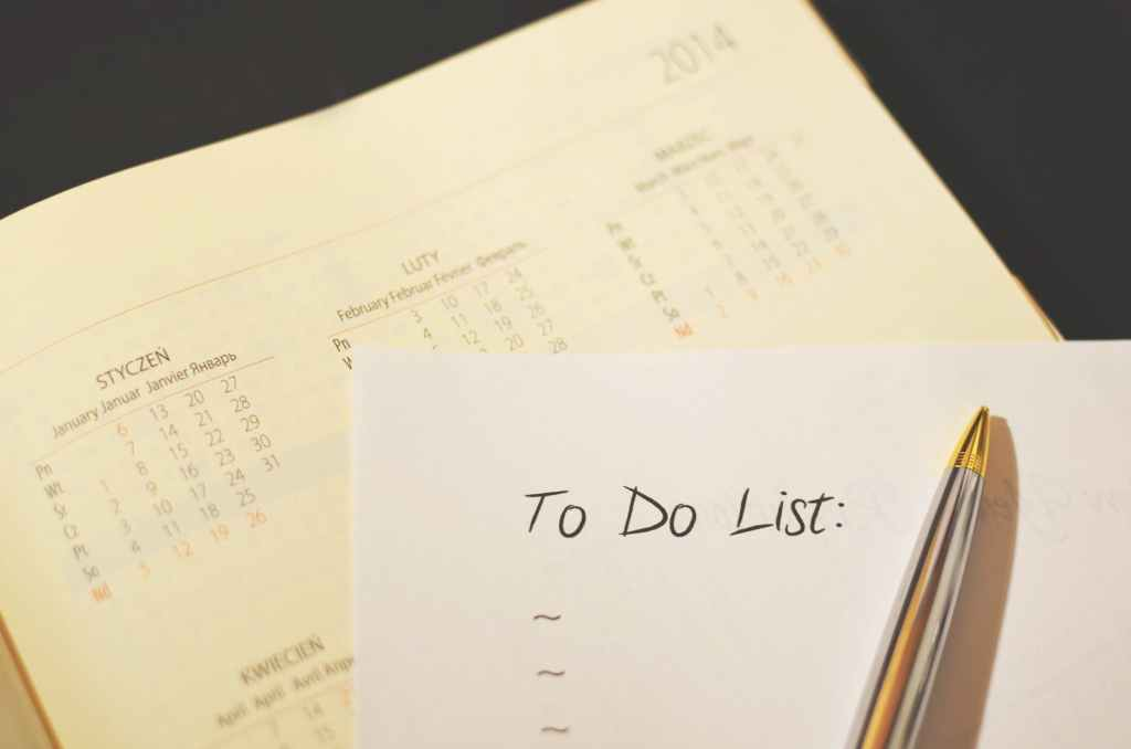 5 Quick Tips to Help your Planning Process