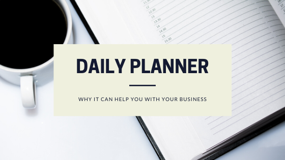 Daily planners - Blog Cover